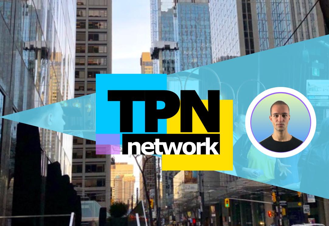 Meet Benoit Constanty, co-founder of TPN Network